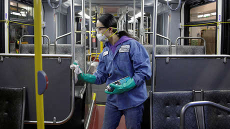 ¿Lejía o jabón: qué es mejor contra el coronavirus?