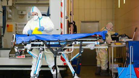 Los casos confirmados de coronavirus en Alemania se elevan a cerca de 14.000