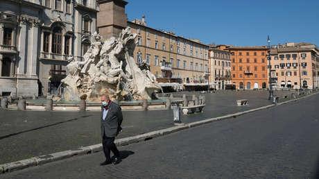Los ingresos por turismo en Italia retrocederán medio siglo debido al coronavirus