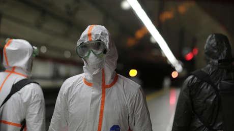 España registra un total de 1.326 muertes por coronavirus y casi 25.000 contagiados