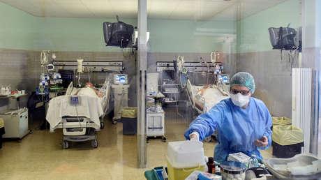 Muere el doctor italiano que advirtió sobre la falta de guantes para el personal médico ante el covid-19