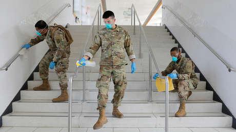 EE.UU. se convierte en el tercer país con más casos confirmados de coronavirus
