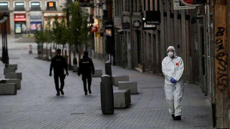 España registra casi 2.200 muertes por coronavirus y supera los 33.000 infectados