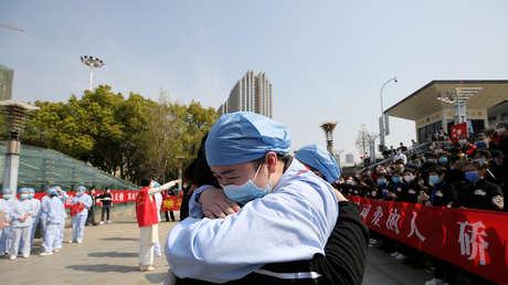 La provincia china de Hubei, donde se originó el coronavirus, levantará las prohibiciones de viaje