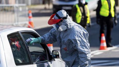 Jefe de Protección Civil de Italia: El número de casos de covid-19 en el país podría ser 10 veces mayor