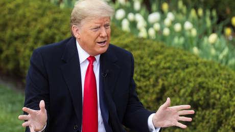 """Trump cree que el cierre de un país puede """"destruirlo"""", y EE.UU. """"no fue creado para ser cerrado"""""""