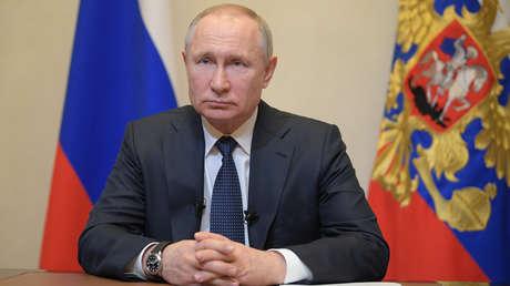 VIDEO: Putin anuncia las medidas para paliar la propagación del coronavirus y aplaza la votación a las enmiendas a la Constitución rusa