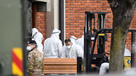 Italia registra 662 muertes en 24 horas, elevando el número de fallecidos por coronavirus a 8.165