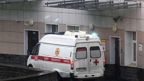 Muere en San Petersburgo el primer paciente con covid-19