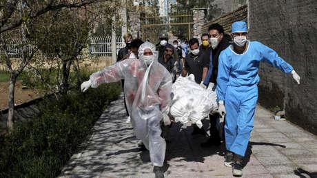Irán: Ascienden a 2.757 los muertos y a 41.495 los infectados por coronavirus