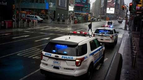 La Policía de Nueva York estima que entre sus filas ya hay unos 900 portadores del coronavirus