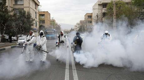 'Luchen contra el virus, no contra nosotros': Las sanciones de EE.UU. privan a iraníes de fármacos básicos
