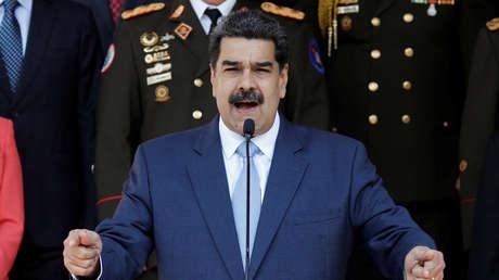 """Maduro pide a presidentes del mundo """"condenar y neutralizar"""" los ataques de EE.UU. contra Venezuela para evitar """"el caos internacional"""""""