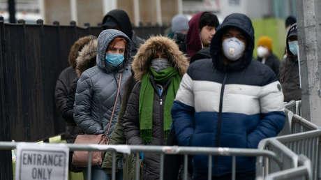 Coronavirus en EE.UU.: el número de infectados supera los 150.000 y la cifra de muertos roza los 3.000