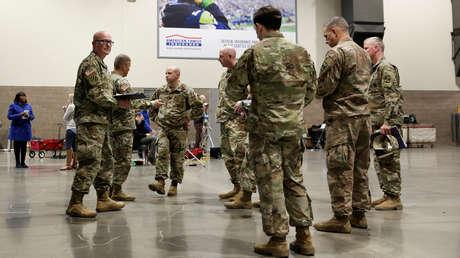 El Pentágono confirma la primera muerte de un militar en EE.UU. por coronavirus