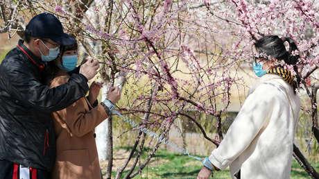 China registra más de 1.500 casos de covid-19 asintomático