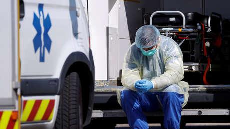 El número total de infectados por coronavirus en el mundo supera los 800.000
