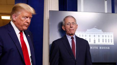 """Trump declara que EE.UU. enfrentará """"dos semanas muy, muy dolorosas"""" por el brote de coronavirus"""