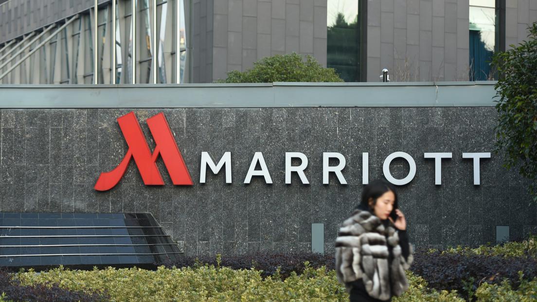 La cadena de hoteles Marriott informa sobre una filtración de datos de 5 millones de clientes