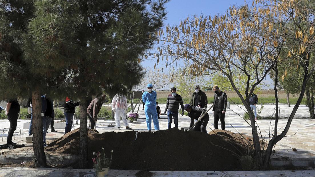 Irán supera las 3.000 víctimas mortales por el coronavirus