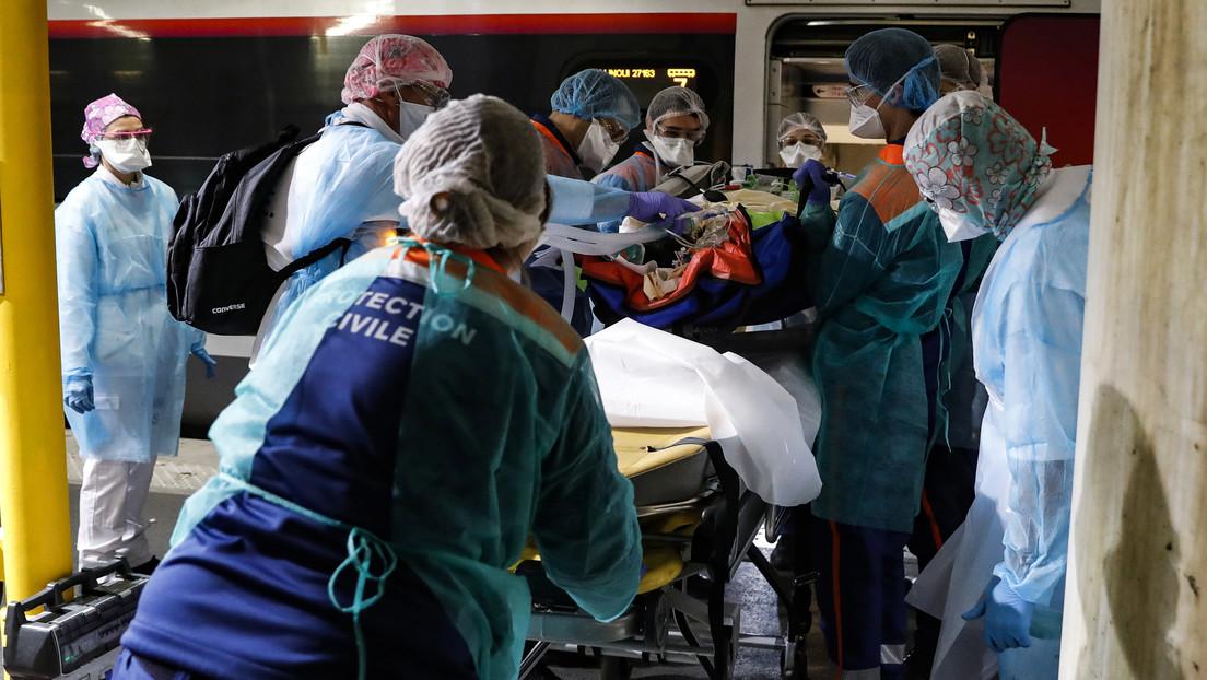 Científicos británicos alertan que entre el 50 y el 80 % de la población mundial podría infectarse de coronavirus