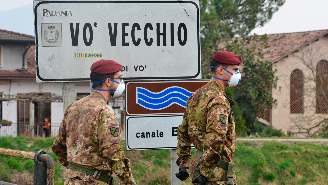 VIDEO: Alcalde italiano revela cómo su pueblo logró detener la propagación del coronavirus