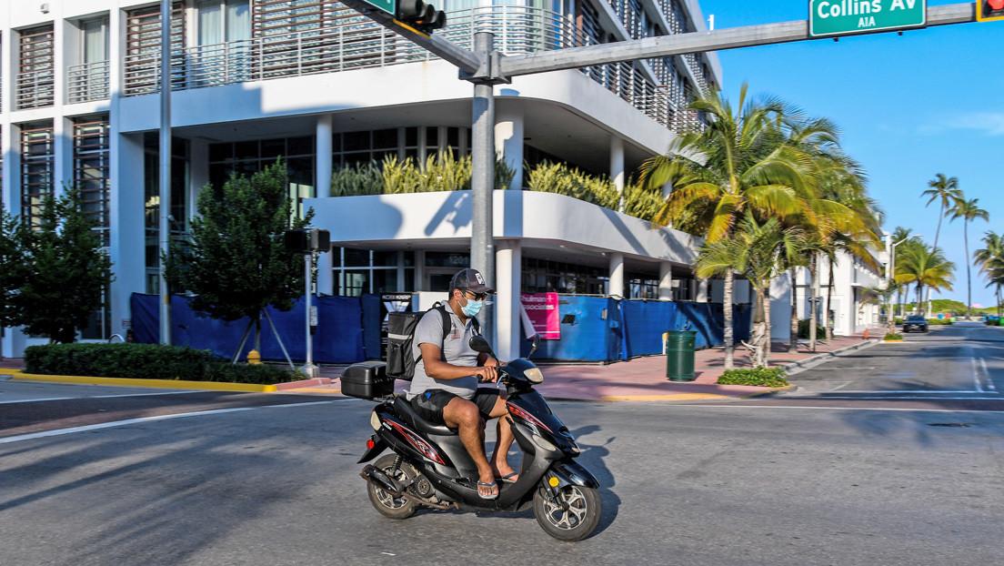 Gobernador de Florida ordenará el confinamiento en los hogares por 30 días ante el coronavirus
