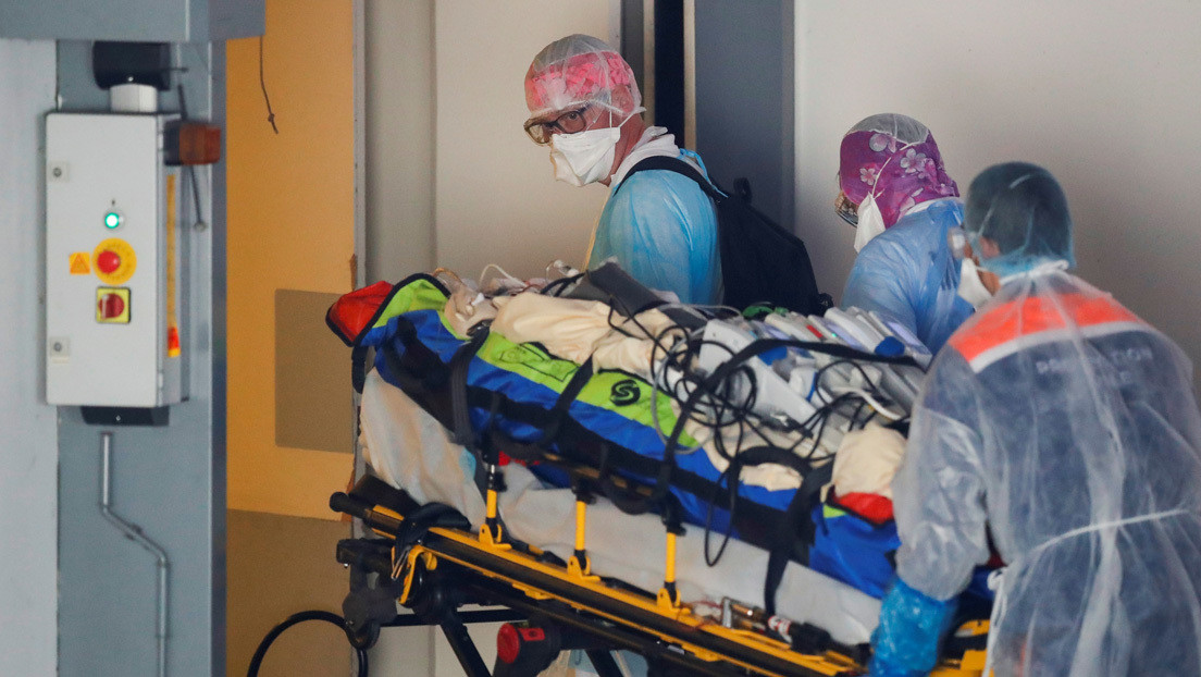 Se registran más de 900.000 casos de covid-19 en el mundo