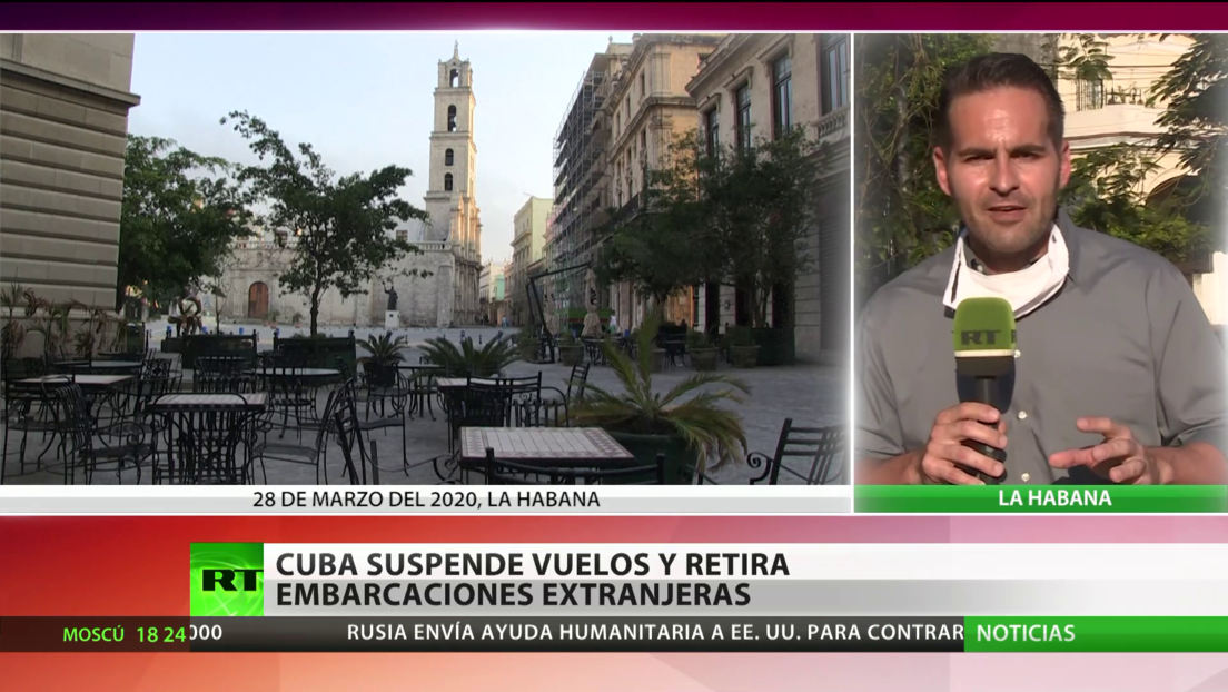 Cuba refuerza sus medidas en la lucha contra la pandemia del coronavirus