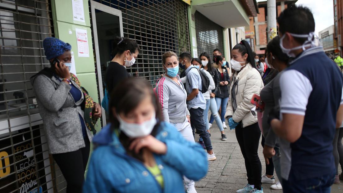 La muerte de una joven de 19 años eleva a 17 la cifra de fallecidos por coronavirus en Colombia