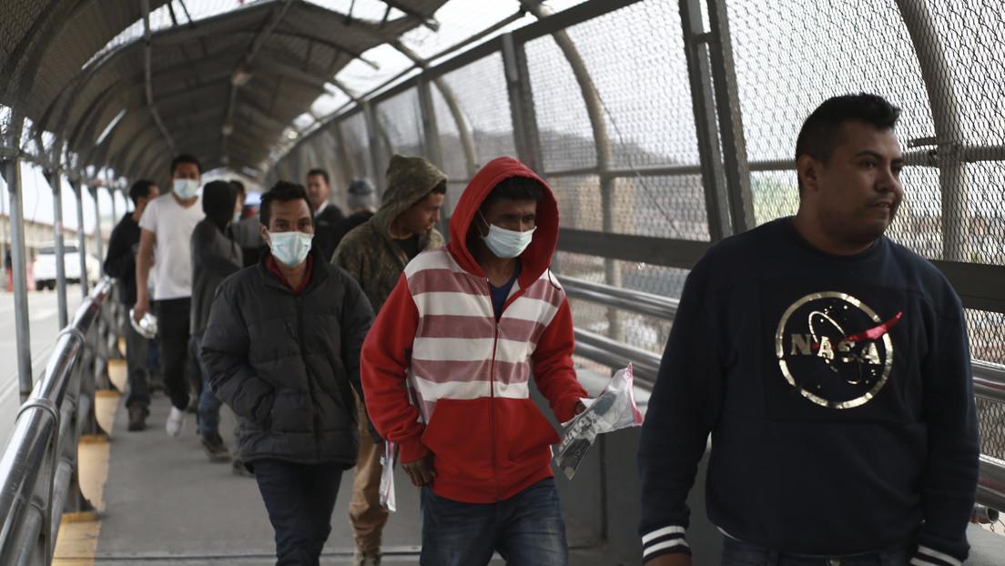 Muere un migrante guatemalteco en un motín por temor al coronavirus en un centro de detención de México