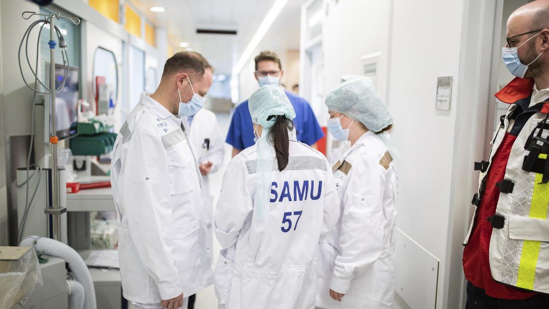 Alemania registra 140 muertes y más de 6.000 infectados por coronavirus en las últimas 24 horas