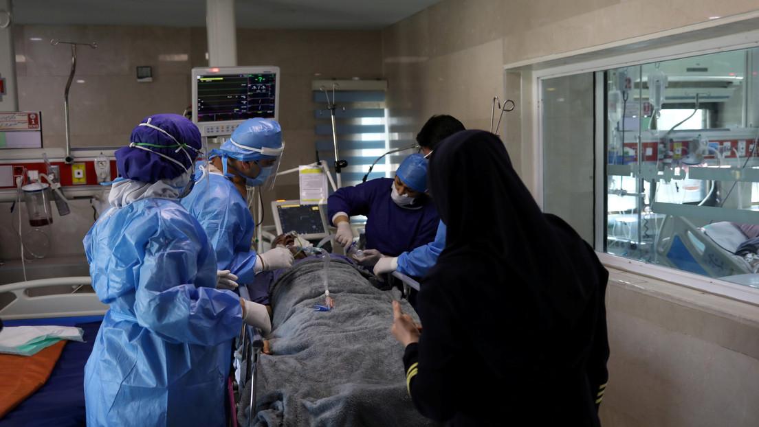 Irán: Ascienden a 3.160 los muertos y a más de 50.000 los infectados por covid-19