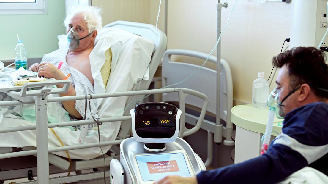 OMS: Más del 95 % de los fallecidos por coronavirus en Europa tenían más de 60 años