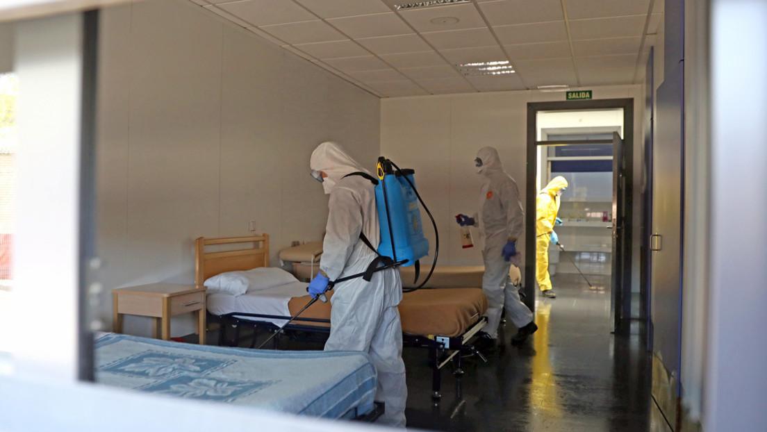 Drama en los asilos de España: 2.800 ancianos fallecidos por coronavirus desde el inicio de la pandemia