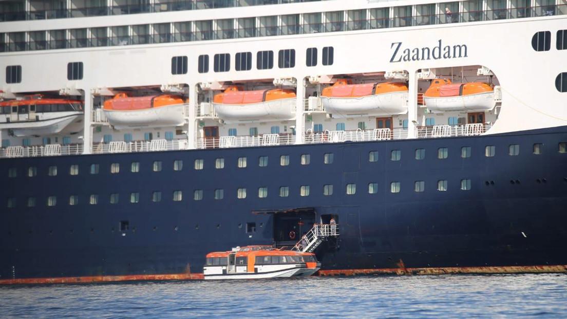 Un crucero que vaga en el mar con al menos dos fallecidos por coronavirus pretende llegar a Florida a pesar de la negativa de sus autoridades