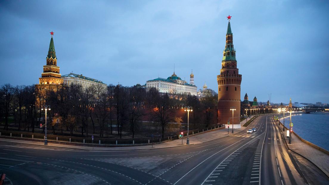 """Putin: """"Por el momento no se logra revertir la situación de los contagios por coronavirus en Moscú"""""""