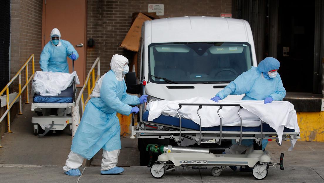 El número de muertos por el covid-19 supera los 5.000 en EE.UU.
