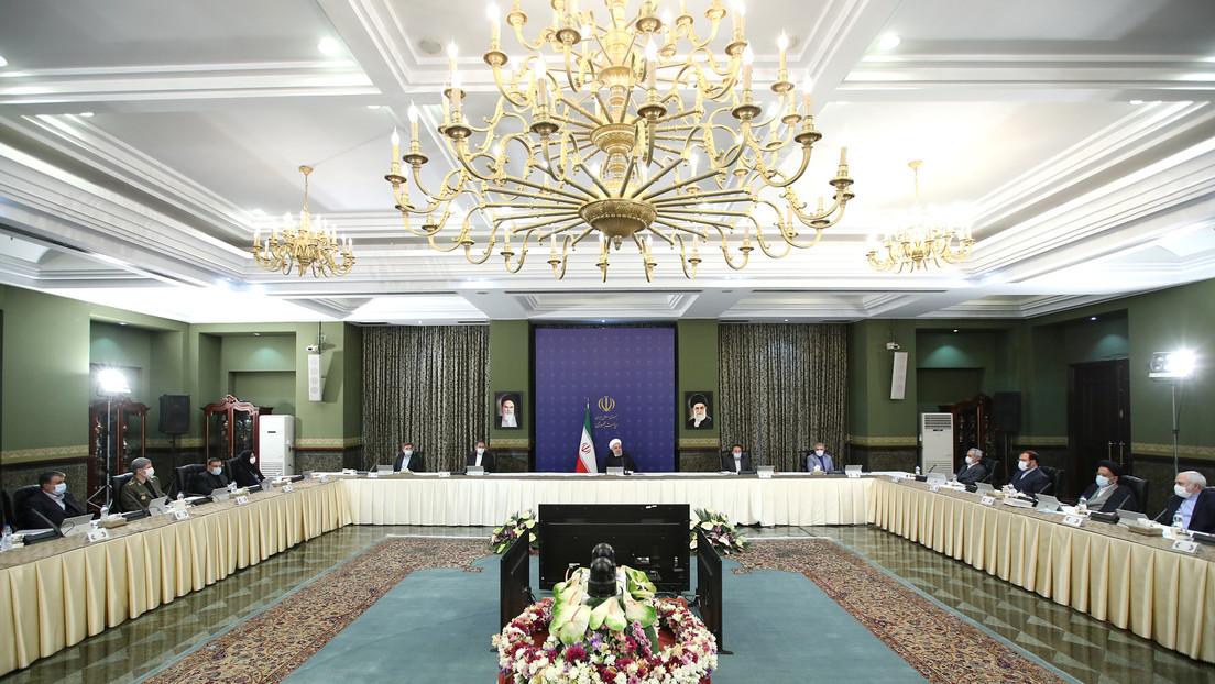 El presidente del Parlamento de Irán contrae el covid-19