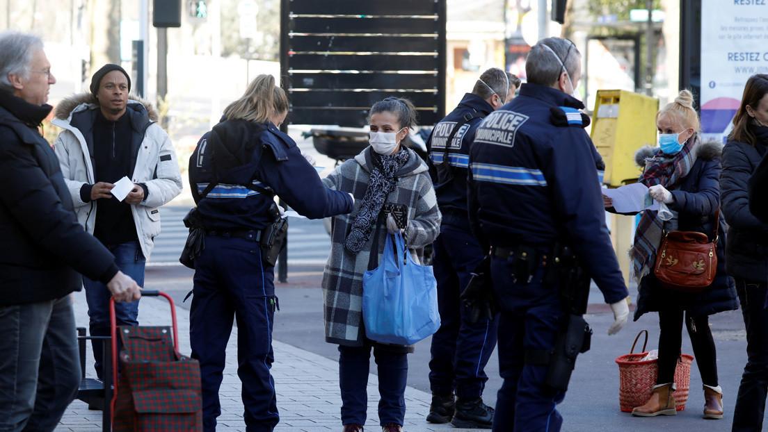 Más de 5 mil 300 casos confirmados en Francia de Covid-19