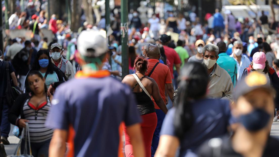 Sube a 5 los fallecidos por covid-19 en Venezuela