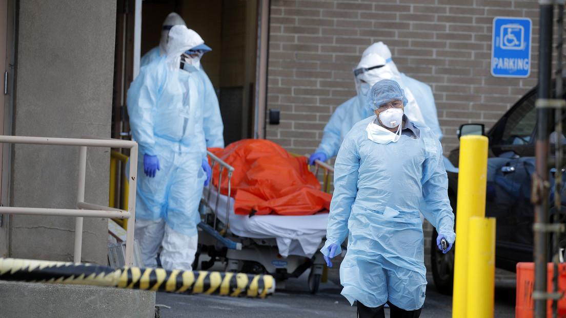 Las muertes por coronavirus en EE.UU. superan los 6.000 y los casos de infección rozan los 250.000
