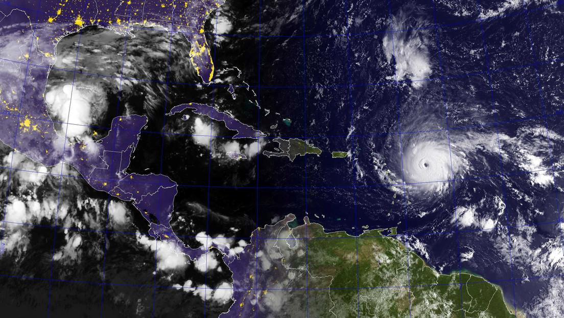 Pronostican cuatro grandes huracanes en el Atlántico en 2020