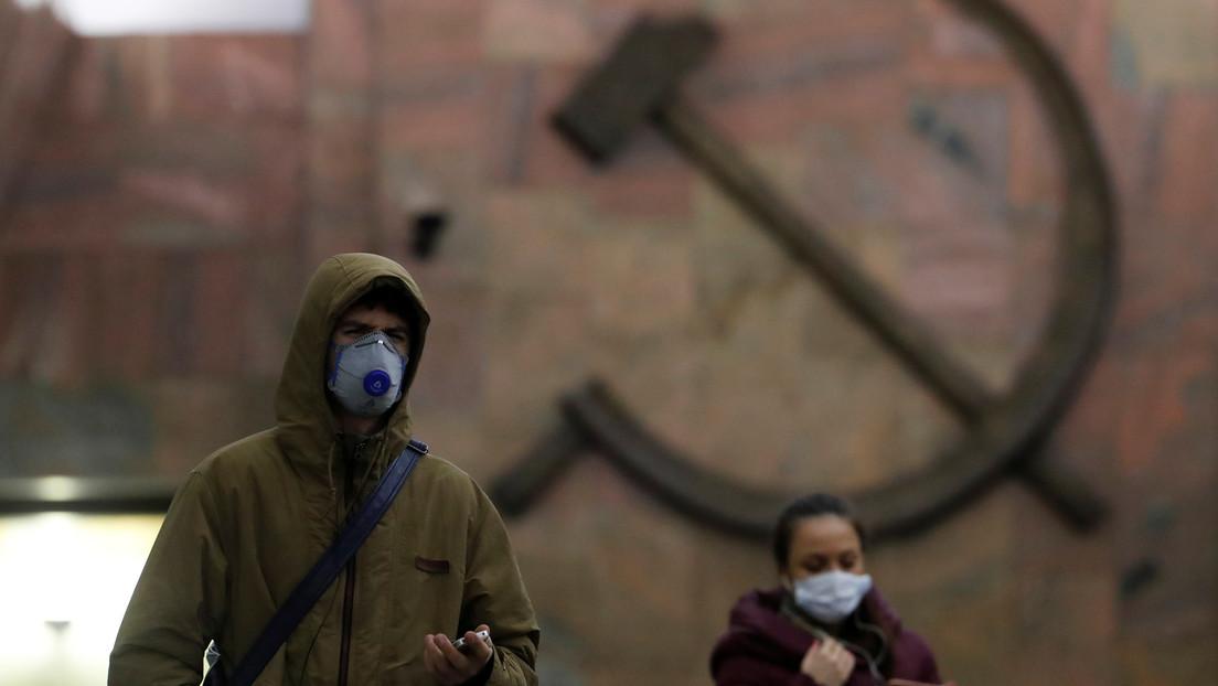 Rusia confirma un total de 34 muertes y más de 4.000 casos de covid-19