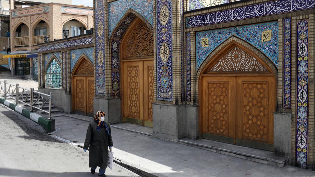 Irán confirma 134 nuevas muertes por coronavirus que llevan el total a 3.294