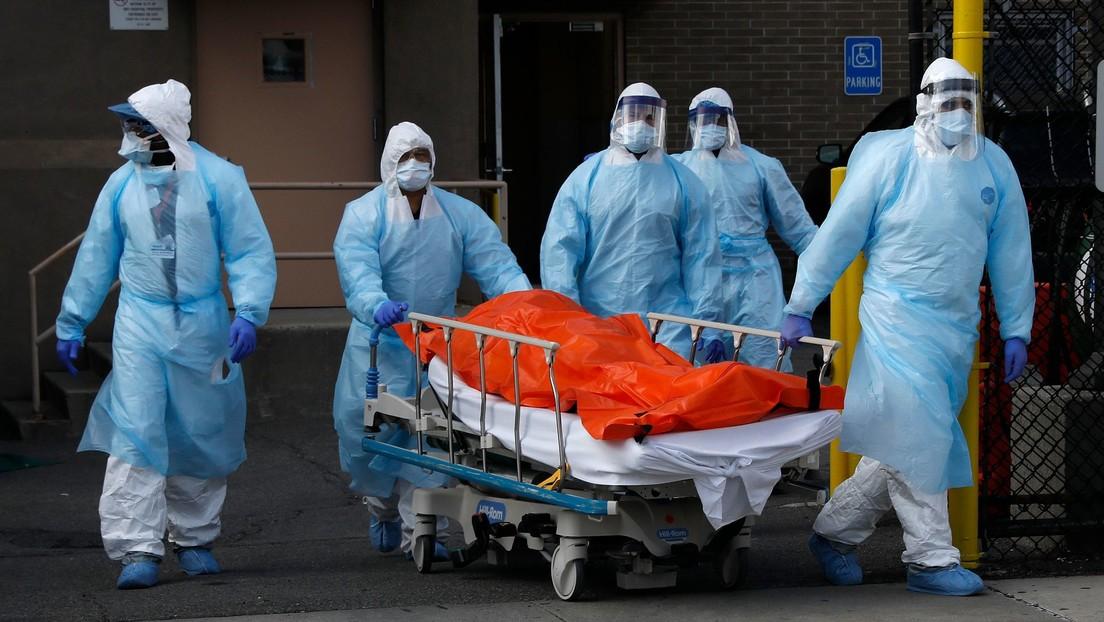 """""""Es el peor escenario de cuidados intensivos que he visto"""": Médico de Nueva York explica cómo hay que combatir al coronavirus"""