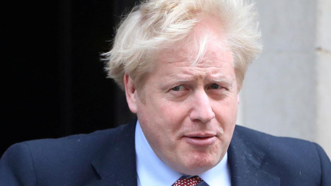 Boris Johnson anuncia que todavía presenta síntomas de covid-19 e insta a la gente a quedarse en casa