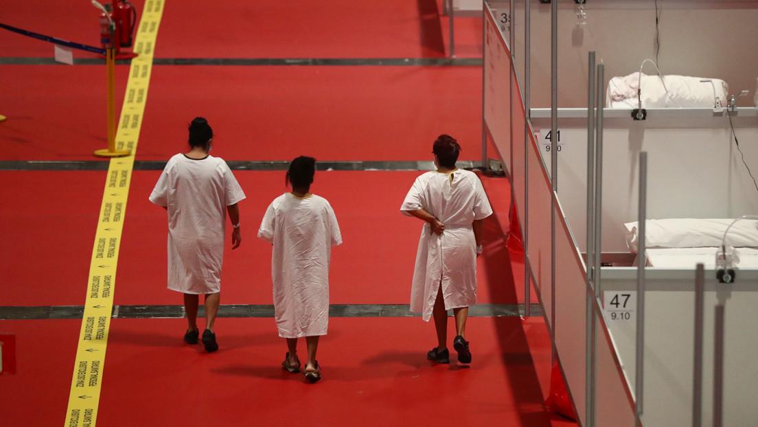 """""""Hubo momentos en los que dudé volver a ver a mi hija"""": Pacientes recuperados de covid-19 en España cuentan cómo vivieron la enfermedad"""