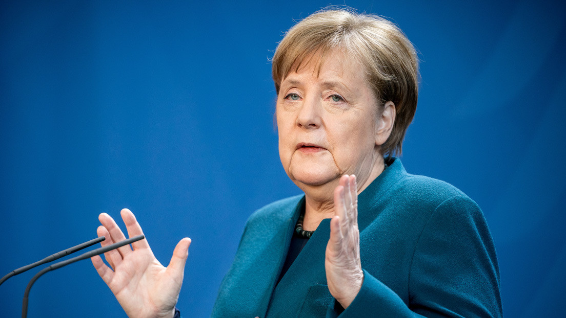 Merkel cree que las cifras del coronavirus en Alemania son esperanzadoras, aunque aún es pronto para aliviar la cuarentena