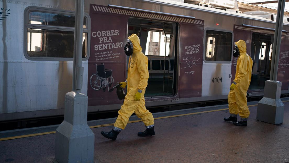 Ministerio de Salud de Brasil corrige y afirma que el primer caso de coronavirus en el país no ocurrió en enero